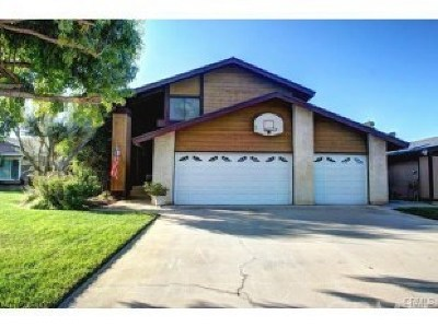Jurupa Single Family Home For Sale: 7910 Maria Drive
