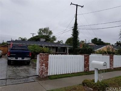 Hacienda Heights Single Family Home For Sale: 1603 Kwis Avenue