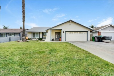 Chino Single Family Home For Sale: 12314 Sonoma Court