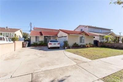 Lakewood Single Family Home For Sale: 20726 Cortner Avenue