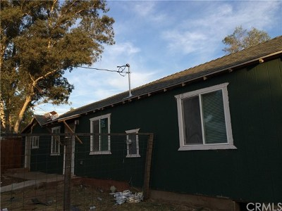 Oroville Single Family Home For Sale: 3945 Myers Street