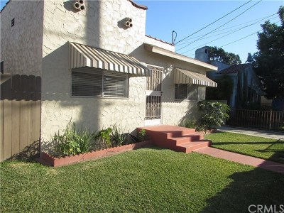 Bell Single Family Home For Sale: 6830 Park Drive