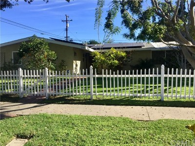 Fullerton Single Family Home For Sale: 2500 E Santa Fe Avenue