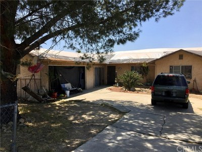 Fontana Single Family Home For Sale: 16227 Miller Avenue