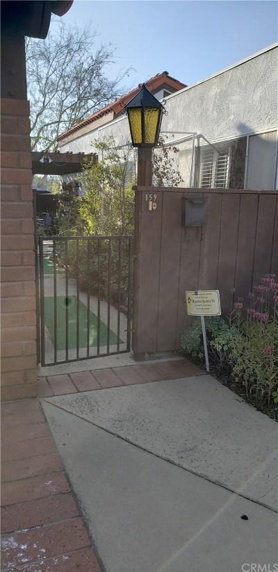 San Diego Condo/Townhouse For Sale: 12780 Avenida La Valencia #159