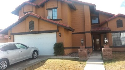 Moreno Valley Single Family Home For Sale: 13399 Yuba Pass Road