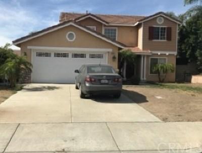 Fontana Single Family Home For Sale: 6692 Earhart Avenue