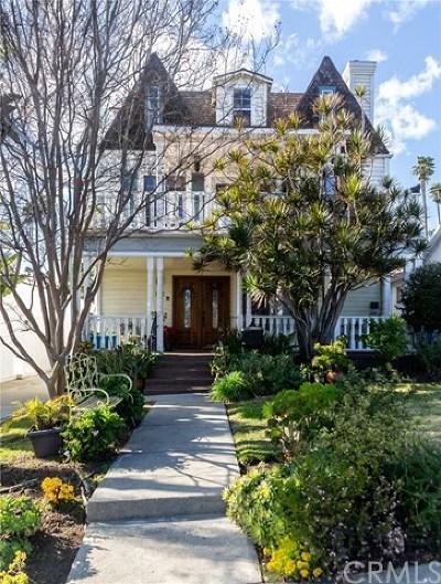 Los Angeles Single Family Home For Sale: 1435 N Coronado Street