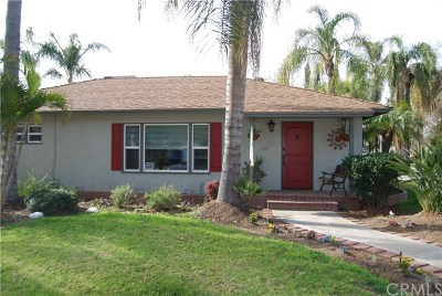 Riverside Single Family Home For Sale: 5511 Osburn Place