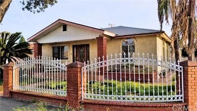 Pico Rivera Single Family Home For Sale: 9436 Underwood Street