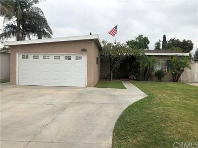 La Puente Single Family Home For Sale: 14215 Las Vecinas Drive