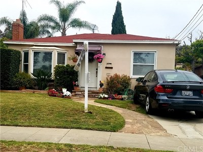 Inglewood Single Family Home For Sale: 305 W Hardy Street