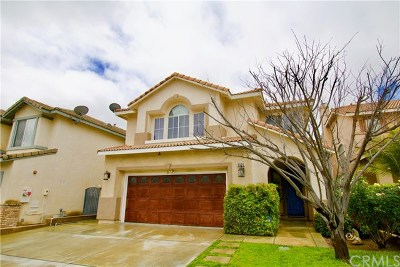 Fontana Single Family Home For Sale: 5916 Sawgrass Way