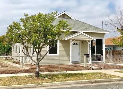 Redlands Single Family Home For Sale: 1139 Herald Street