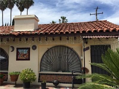 Long Beach Single Family Home For Sale: 1717 E Artesia Boulevard
