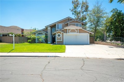 Corona Single Family Home For Sale: 13125 March Way