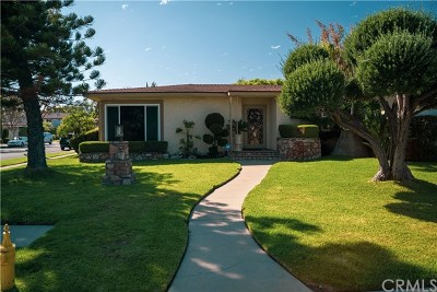 Downey Single Family Home For Sale: 10727 Tristan Drive