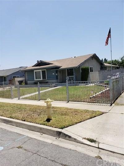 Rancho Cucamonga Single Family Home For Sale: 9535 Ironwood Street