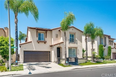 Rancho Santa Margarita Single Family Home For Sale: 27 Bel Flora
