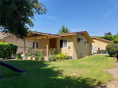 Pasadena Multi Family Home For Sale: 154 N Parkwood Avenue