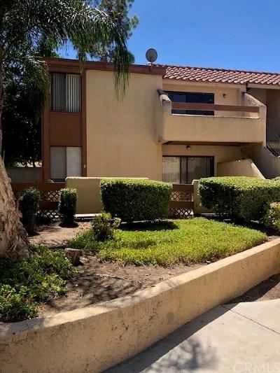 San Bernardino Condo/Townhouse For Sale: 1400 W. Edgehill Road #44