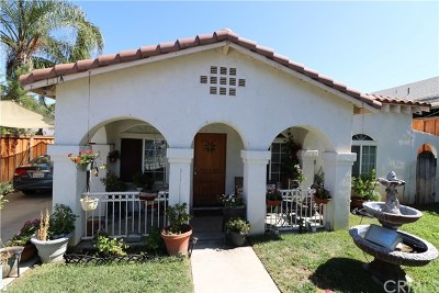 Lake Elsinore Multi Family Home For Sale: 137 E Prospect Street
