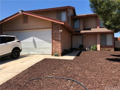 Riverside County Single Family Home For Sale: 13231 Shirebourn Road