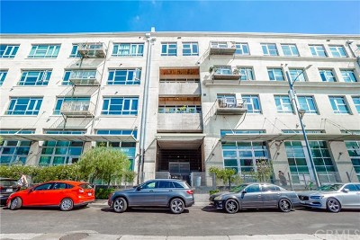 Los Angeles Condo/Townhouse For Sale: 530 S Hewitt Street #218