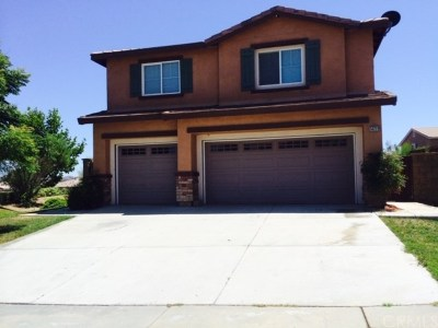 Lake Elsinore Single Family Home For Sale: 53219 Beales Street