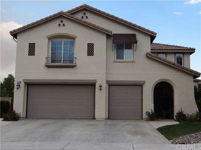 Wildomar Single Family Home For Sale: 35768 Lexi Lane
