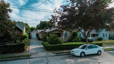 Whittier CA Single Family Home For Sale: $680,000