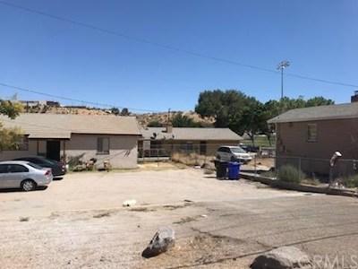 Victorville Multi Family Home For Sale: 15216 Center Street