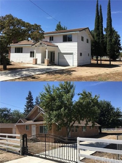Merced County Single Family Home For Sale: 5011 Landram Avenue