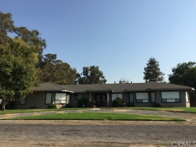 Merced County Single Family Home For Sale: 19269 Crane Avenue