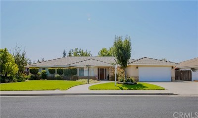 Madera Single Family Home For Sale: 2388 Dutra Way