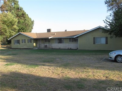 Merced County Single Family Home For Sale: 8191 Sunset Drive