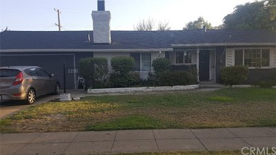 Merced CA Single Family Home For Sale: $230,000