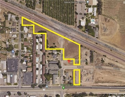 Merced Residential Lots & Land For Sale: 2045 Kelly Avenue