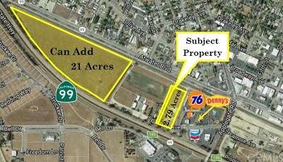 Atwater Residential Lots & Land Active Under Contract: 1619 Sycamore Avenue