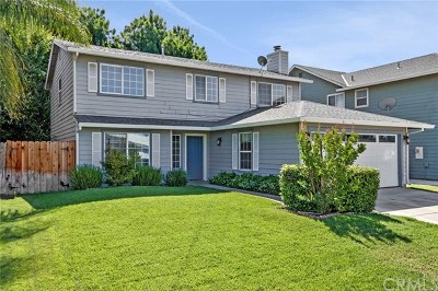 Single Family Home For Sale: 64 S Benicia Court