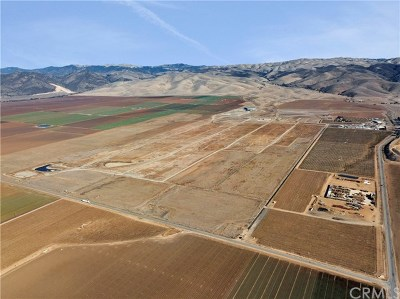 San Luis Obispo County, Monterey County, Santa Barbara County Residential Lots & Land For Sale: 31701 Johnson Canyon Rd.