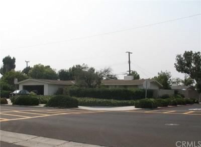Costa Mesa Single Family Home For Sale: 250 Villanova Road