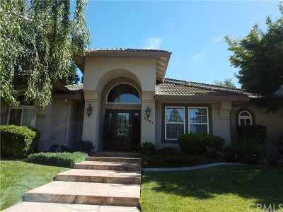 Merced Single Family Home For Sale: 3371 Camelot Court