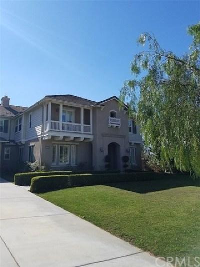 Yorba Linda Single Family Home For Sale: 19856 Trotter Lane