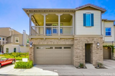 Yorba Linda Condo/Townhouse For Sale: 18948 Northern Dancer Lane