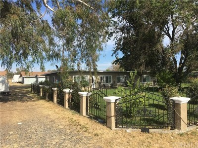 Merced Single Family Home For Sale: 5340 N State Highway 59