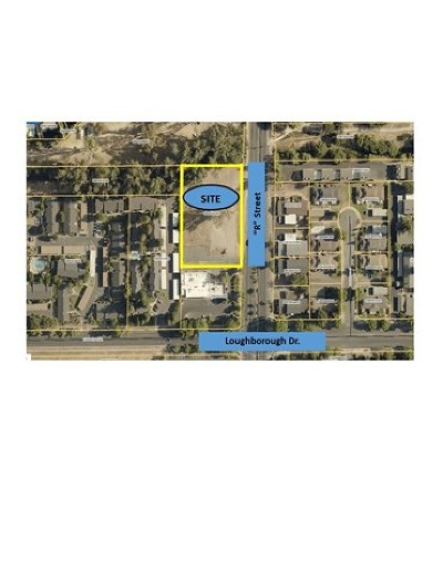 Merced Residential Lots & Land For Sale: 3351 R Street