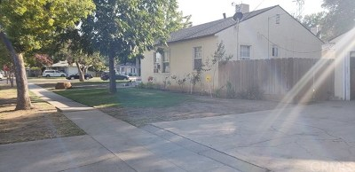 Fresno Multi Family Home For Sale: 1045 E Dakota Avenue