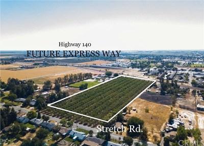 Merced Residential Lots & Land For Sale: 1975 E Santa Fe Avenue