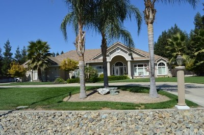 Atwater Single Family Home For Sale: 5268 Queen Elizabeth Drive